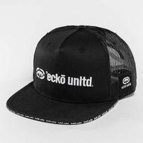 Ecko Unltd. Clifton Trucker Cap Black
