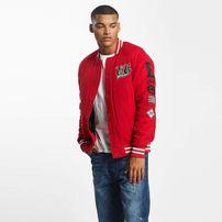 Ecko Unltd. / College Jacket Big Logo in red