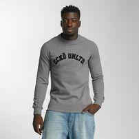 Ecko Unltd. Dagoba Melange Sweatshirt Anthracite