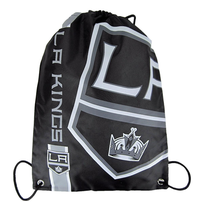 Forever Collectibles NHL Cropped Logo Gym Bag Kings