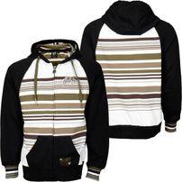 Hoodboyz Yarn Dyed Styles Zip Hoodie Black
