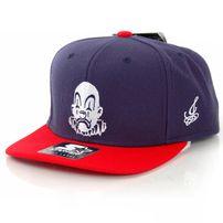 Joker Brand X Starter Snapback Navy Red