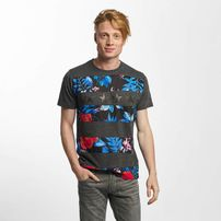 Just Rhyse Anchorage T-Shirt Anthracite