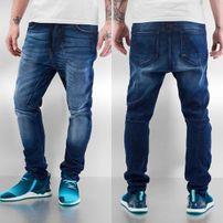 Just Rhyse Bolle Antifit Jeans Dark Blue