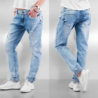 Just Rhyse Lena Boyfriend Jeans Blue