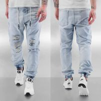 Just Rhyse Luke Antifit Jeans Light Blue Denim