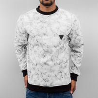 Just Rhyse Marble Sweatshirt Grey