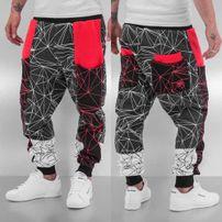 Just Rhyse Network Sweat Pants Black
