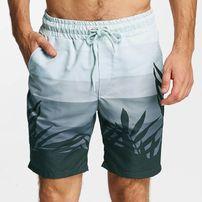 Just Rhyse Ocean City Swim Shorts Aqua