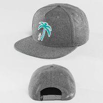 Kšiltovka Just Rhyse Palm Desert Snapback Cap Grey