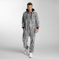 Just Rhyse Palm River Jumpsuit Grey