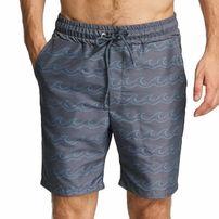 Just Rhyse Salton City Swim Shorts Anthracite