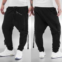 Just Rhyse Shigeru Sweat Pants Black