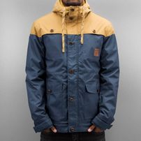 Just Rhyse Warin Jacket Beige/Blue