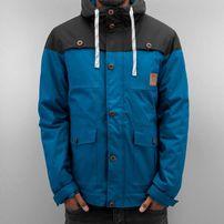 Just Rhyse Warin Jacket Black/Petrol