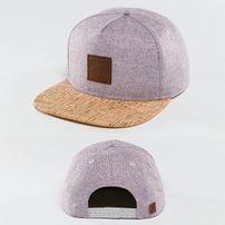 Kšiltovka Just Rhyse Wood Rhyser Snapback Cap Purple