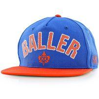 K1x Baller Snapback Cap Blue Flame 1800-0283-4251