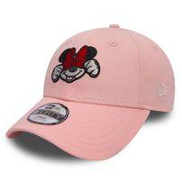 DĚTSKÁ KŠILTOVKA New Era 9Forty TOODLER Minnie Mouse Disney Expression Pink
