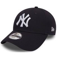 Dětská kšiltovka New Era 9Forty Youth Adjustable MLB League NY Yankees Navy White