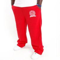 Mass Denim Base Sweatpants Red
