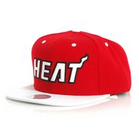 Mitchell & Ness NBA Red Alert Miami Heat