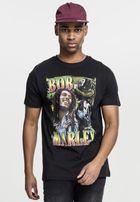Mr. Tee Bob Marley Roots Tee black