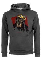 Mr. Tee Petsrock Big Doggie Hoody charcoal