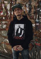 Mr. Tee Tupac OGCJM Hoody black