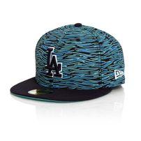 New Era 5950 Seasonal Slice LA Dodgers Navy