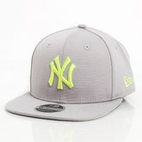 Kšiltovka New Era 9Fifty Jersey Pop NY Yankees Grey