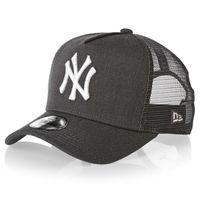 Kšiltovka New Era 9Forty MLB Heather Truck NY Yankees Dark Grey