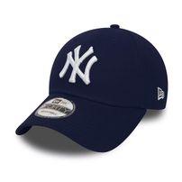 New Era 9Forty MLB League Basic NY Yankees Navy White