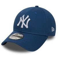 Kšiltovka New Era 9Forty MLB League Essential NY Yankees Blue
