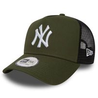 Kšiltovka New Era 9Forty Trucker A-Frame NY Yankees Rifle Green