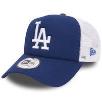 Kšiltovka New Era 9Forty Trucker Clean A Frame LA Dodgers Blue White