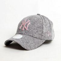 Dámská Kšiltovka New Era 9Forty Woman Tech Jersey NY Grey Pink