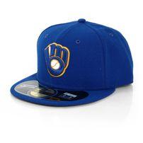 New Era Authentic Milwaukee Breevers Cap