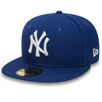 New Era MLB Basic NY Yankees Royal White