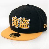 New Era Multilingual Pittsburgh Pirates Chinese Team Cap