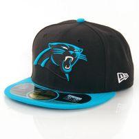 New Era NFL On Field Carolina Panthers Game Cap