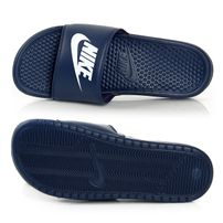Nike Benassi Just Do It Midd Navy 343880-403