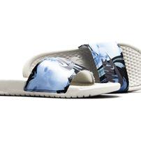 Nike WMNS BENASSI JDI PRINT 618919-015
