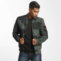 Rocawear / Lightweight Jacket Retro in olive