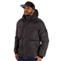 Southpole Outwear Winter Jacket Dark Slate 17321-5501-210