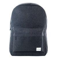 Batoh Spiral Glitter Backpack Bag Black