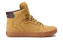 Supra Vaider Cold Weather Amber Gold Light Gum