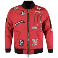 The New Designers Cooper Jacket Red