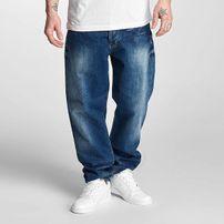 Thug Life Anadyr Carrot Fit Jeans Light Blue Denim