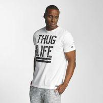 Thug Life Ghost T-Shirt White