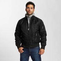 Thug Life Manchester Jacket Black